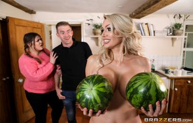 Amber Jayne, Danny D – Neu im Nudismus – Milfs Like It Big (Brazzers)